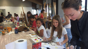Master Class, Art-Camp, UNESCO, Andorra, August 2016